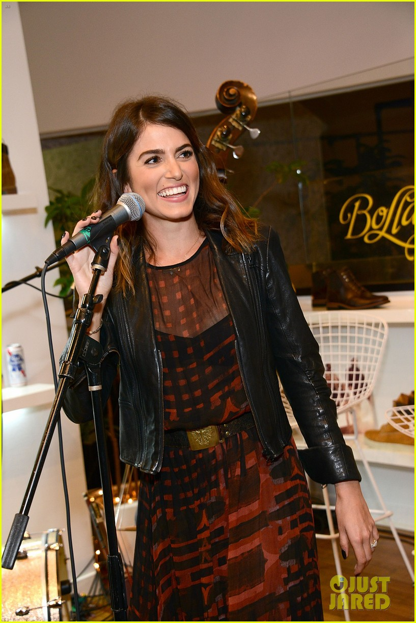 nikki reed paul mcdonald timberland acoustic night 083013140