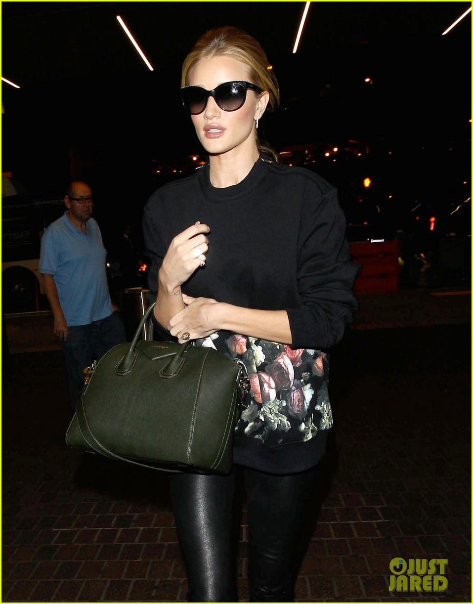 rosie huntington whiteley isabel marant makes up half my wardrobe 04