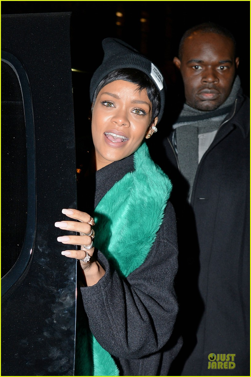 Tupac With Rihanna