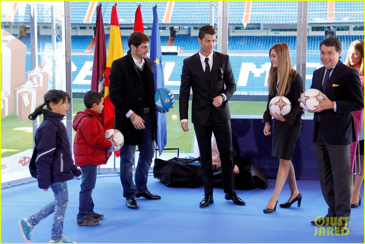 cristiano ronaldo one toy one hope charity event 203013590