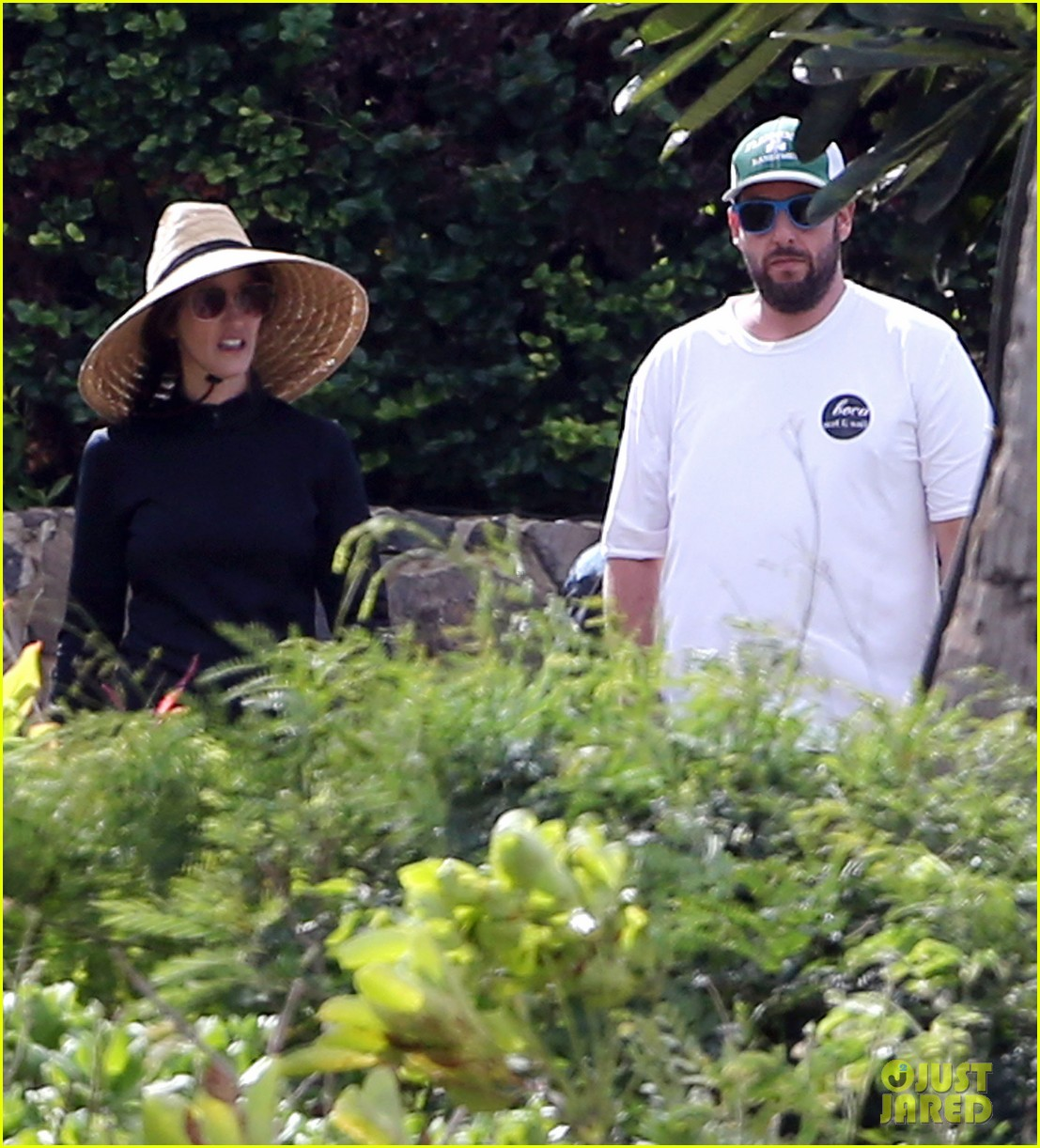 adam sandler wife jackie spend quality time in hawaii 10
