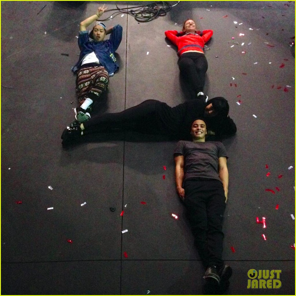 britney spears shares final vegas show rehearsal photo 04