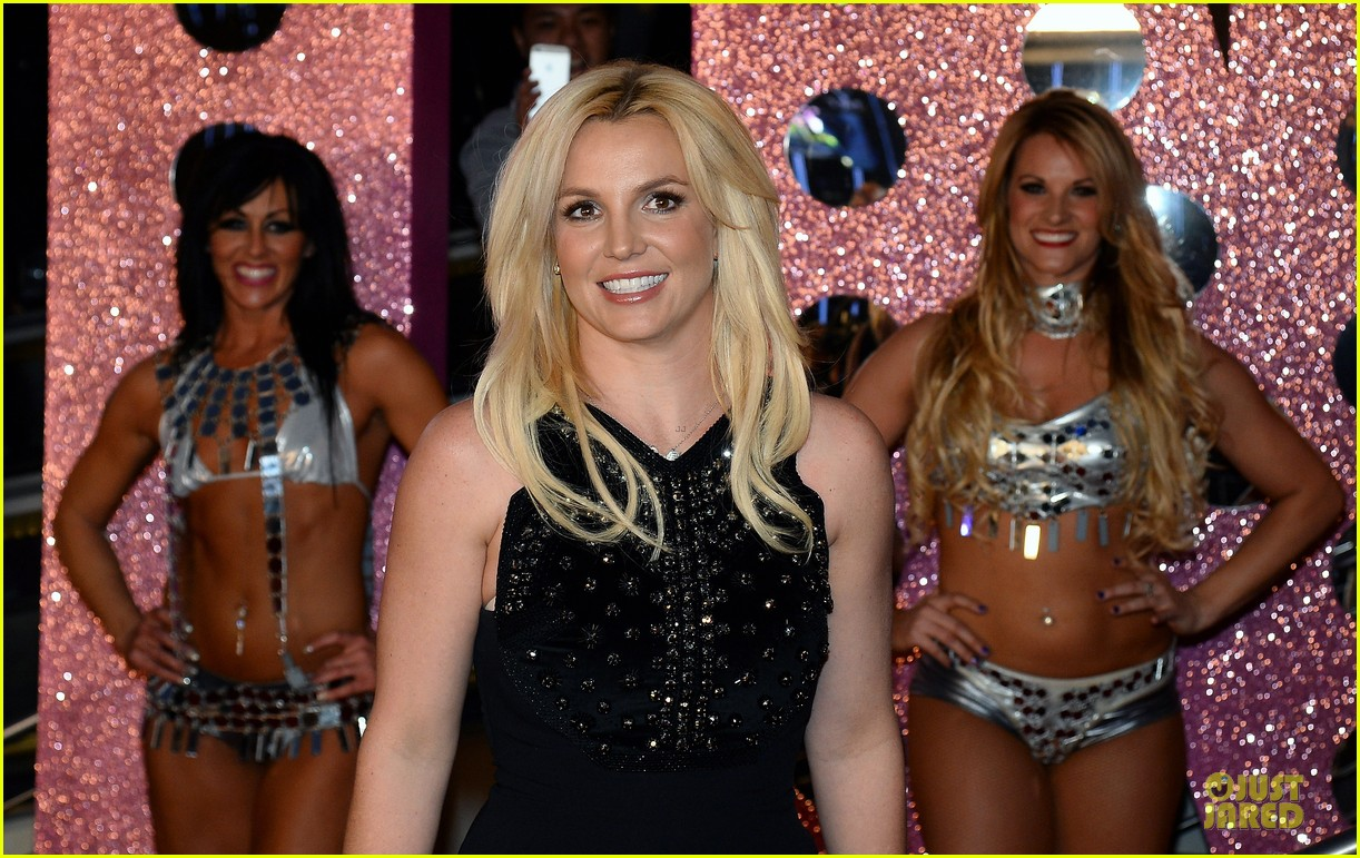 britney spears britney jean record release party 02