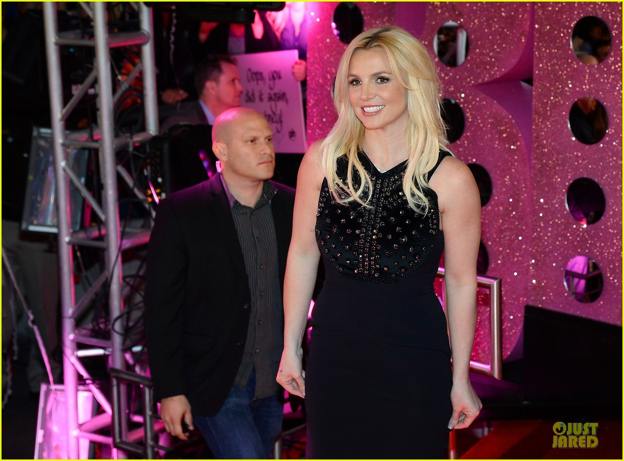 britney spears britney jean record release party 15