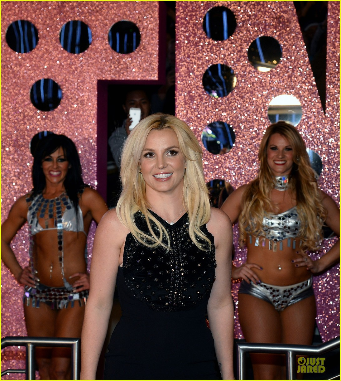 britney spears britney jean record release party 19