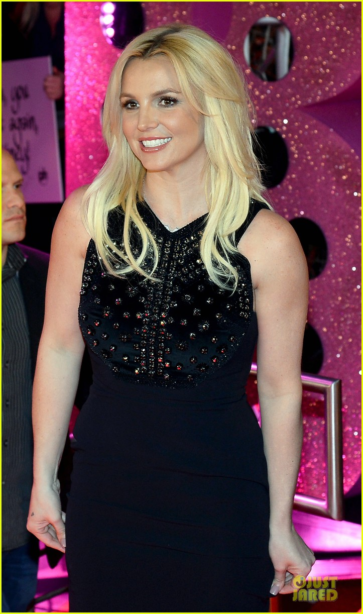 britney spears britney jean record release party 23