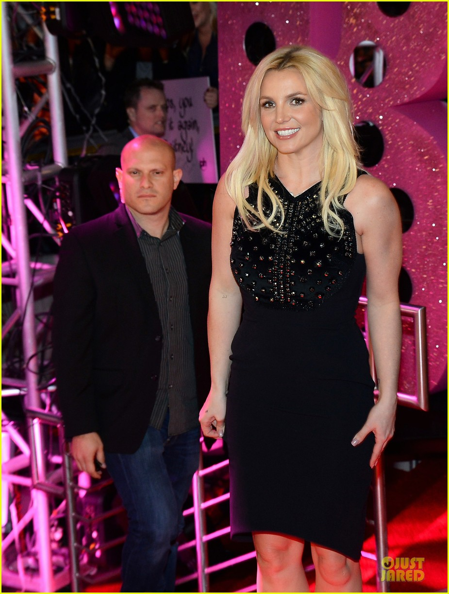 britney spears britney jean record release party 243004575