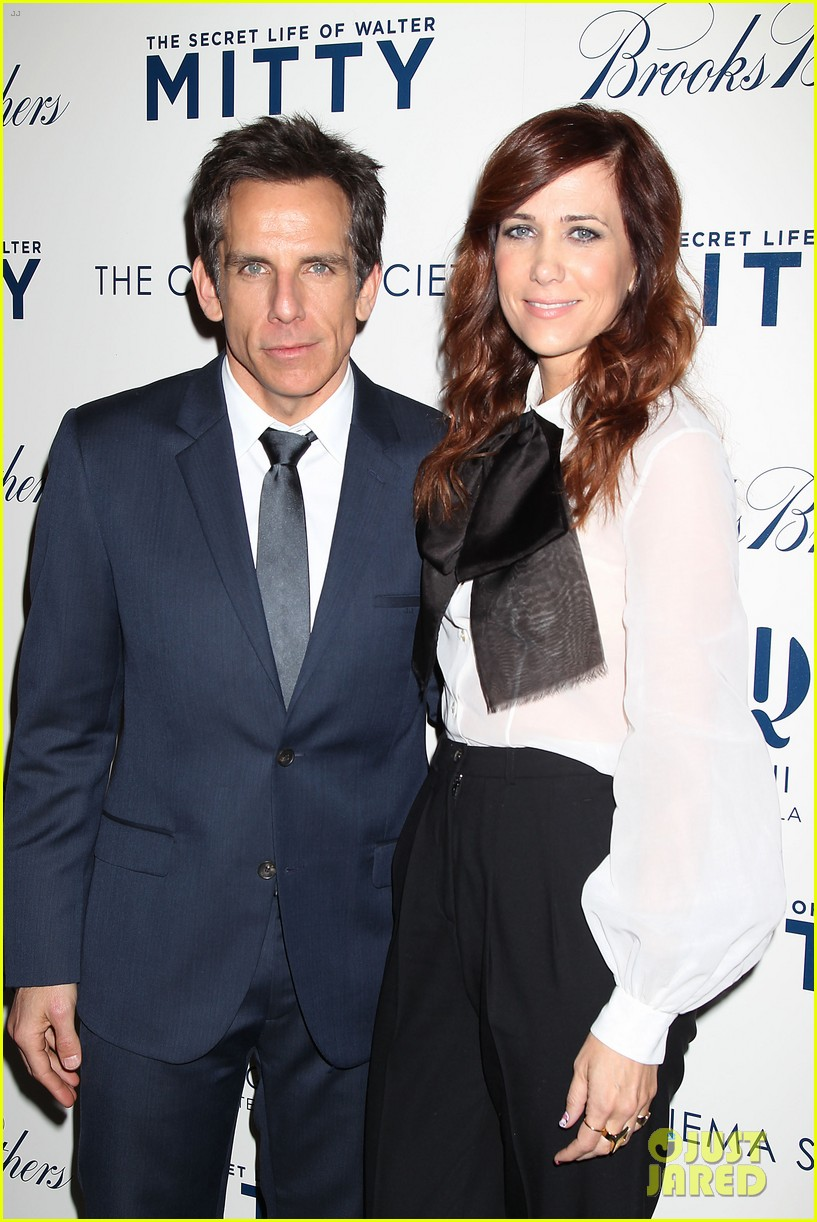 kristen wiig ben stiller own the walter mitty props now 173014859