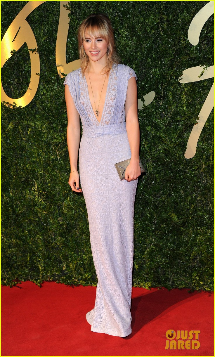 harry styles suki waterhouse british fashion awards 2013 153003539