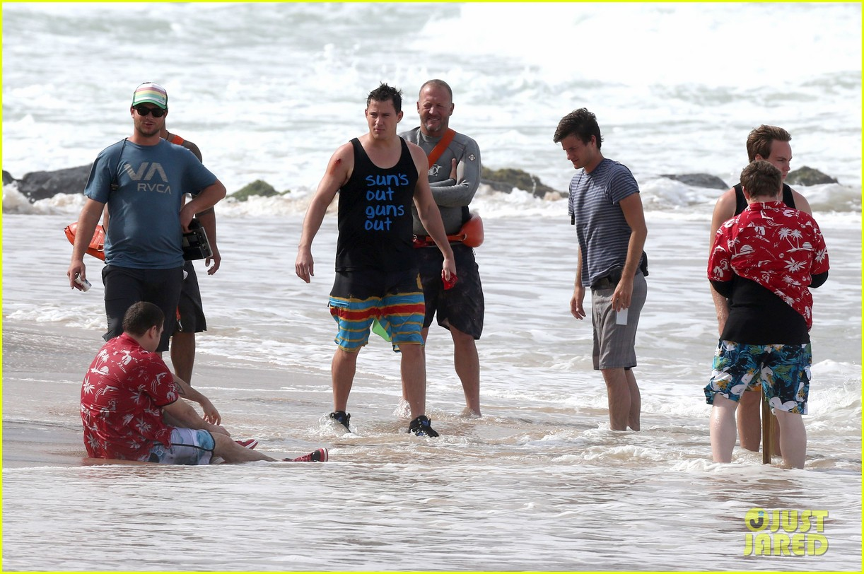 channing tatum gives jonah hill big hug for 22 jump street 203010622