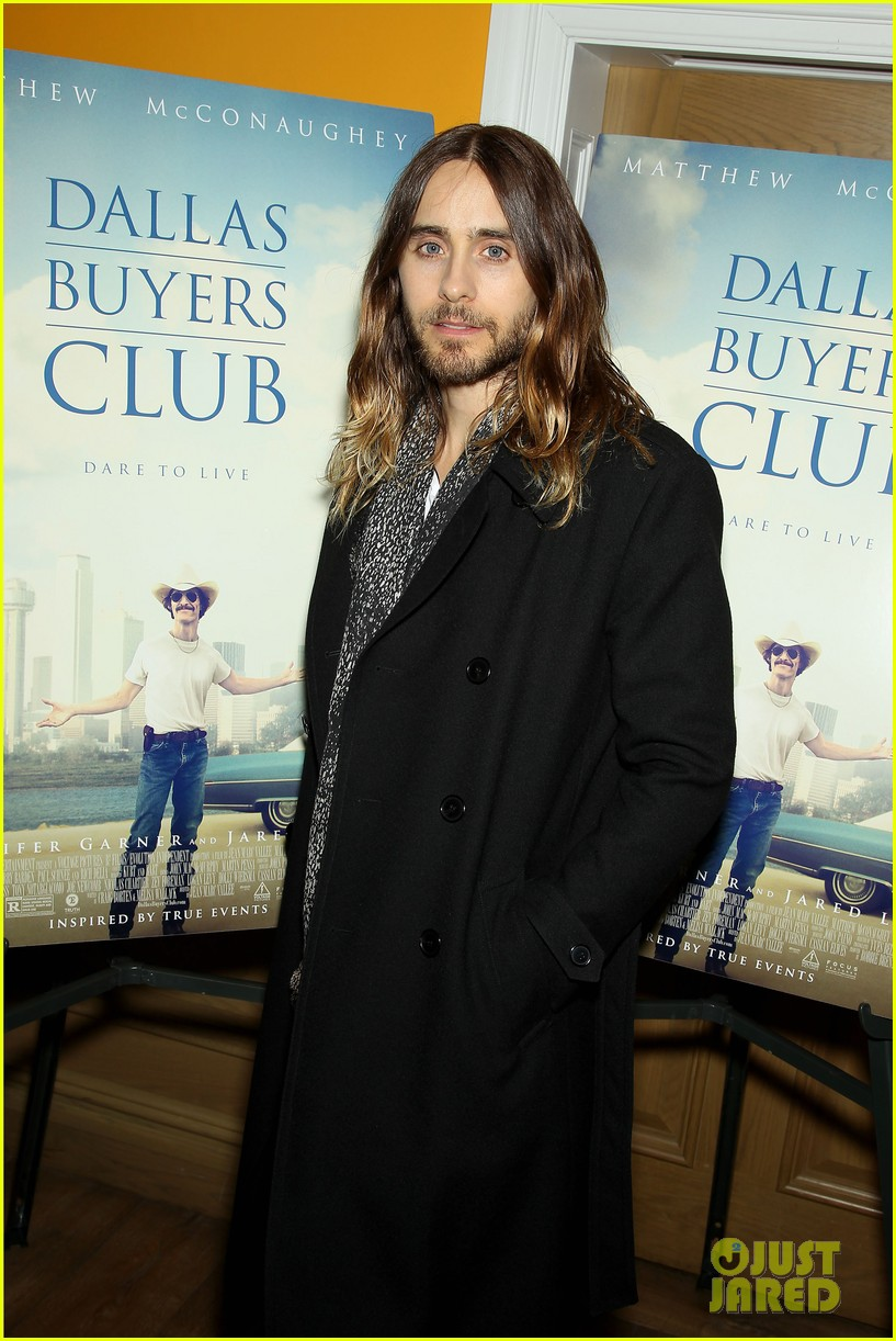 uma thurman jared let dallas buyers club nyc screening 16