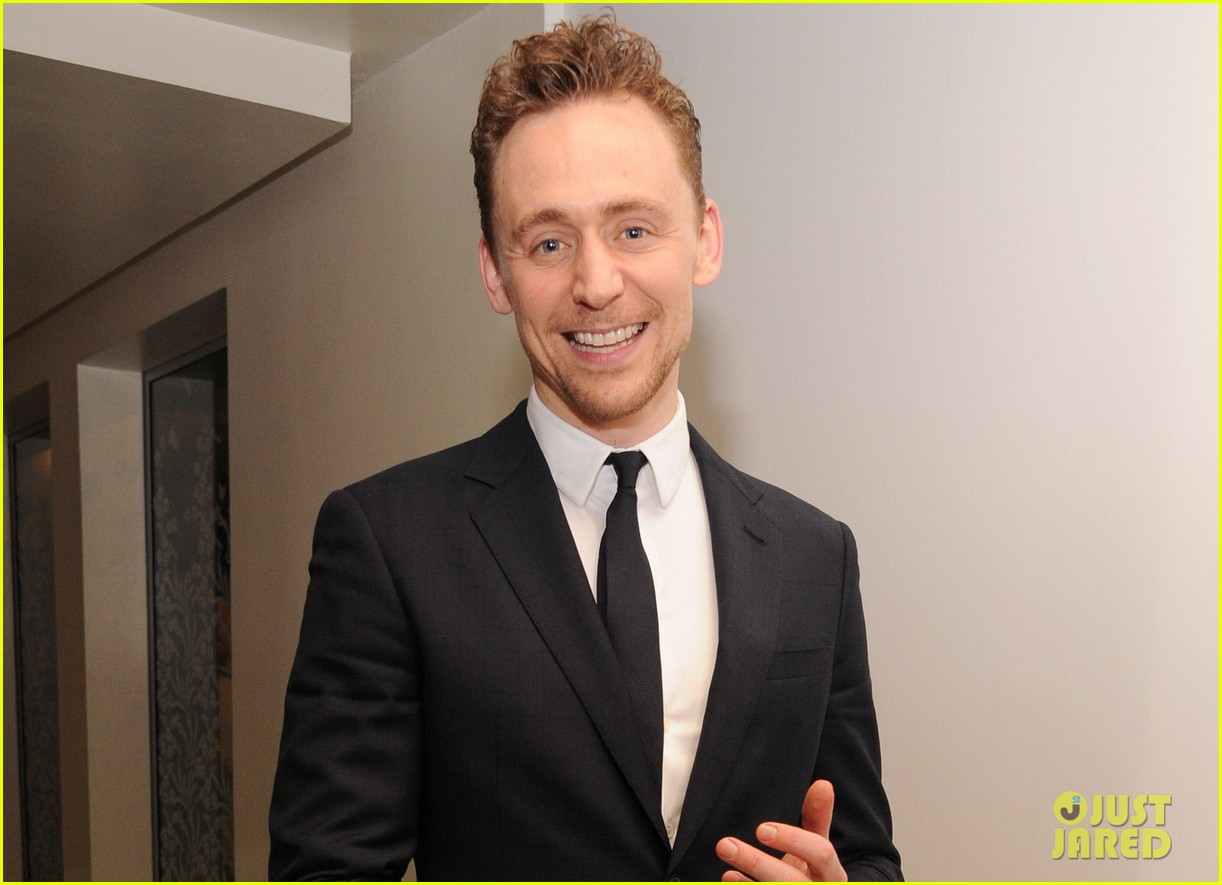 tom hiddleston coriolanus press night after party 03