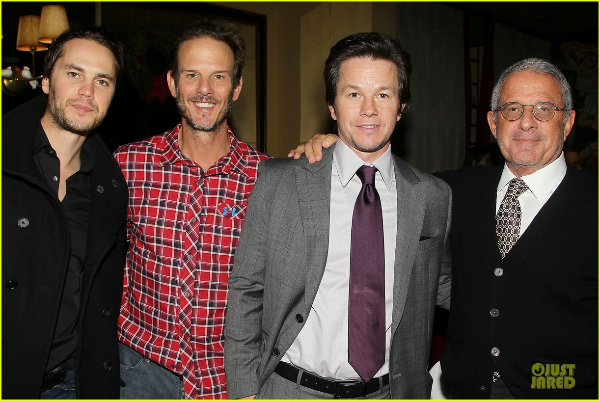 mark wahlberg taylor kitsch lone survivor luncheon 22