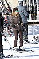 kanye west wears full face mask for skiing with kim kardashian 03