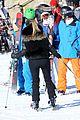 kanye west wears full face mask for skiing with kim kardashian 28