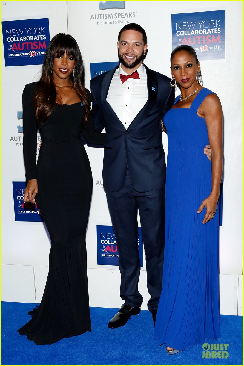 allison williams kelly rowland winter ball for autism 123004017