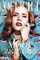 amy adams covers lofficiel february 2014 01