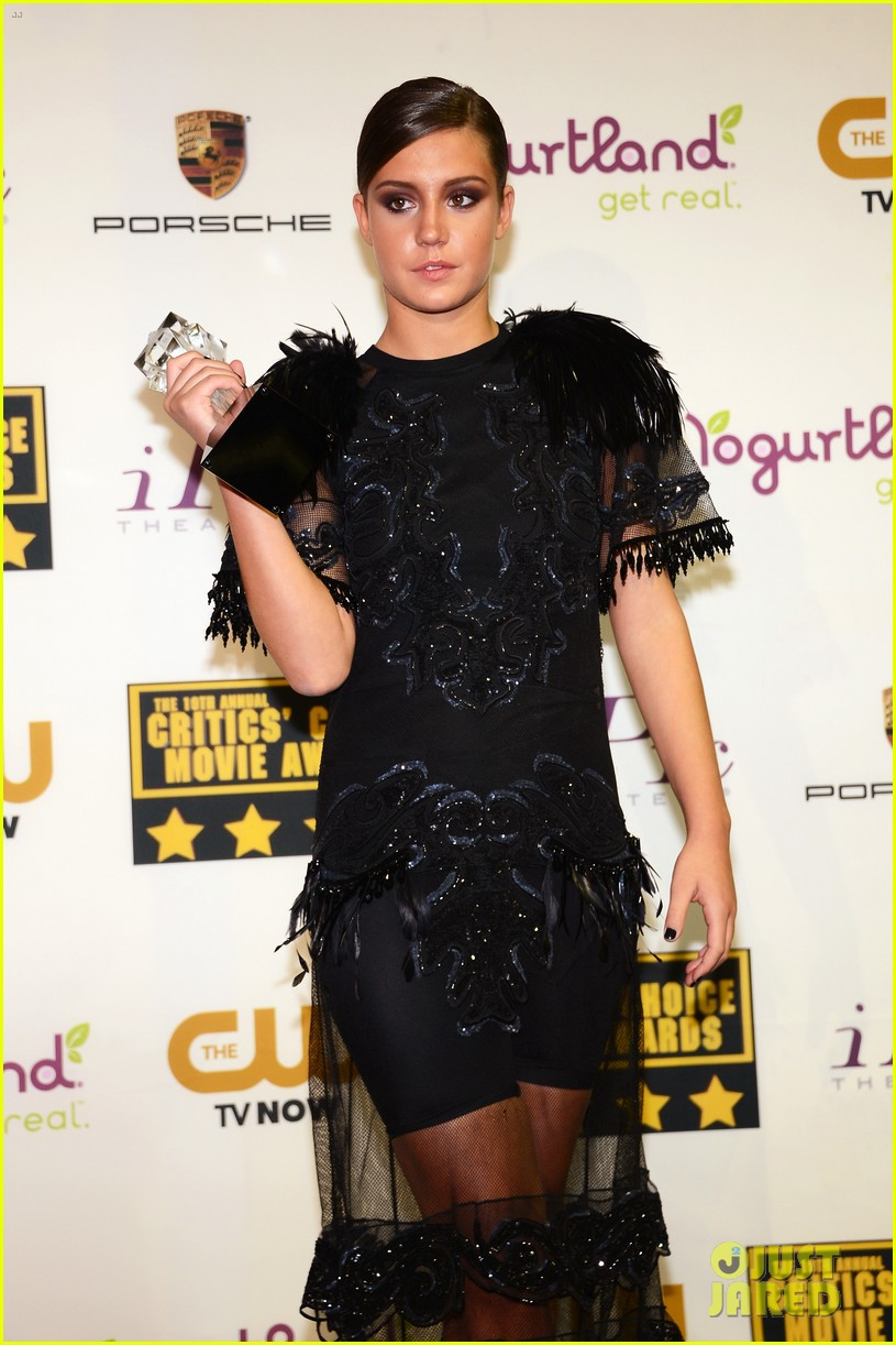 adele exarchopoulos critics choice movie awards 2014 163033093