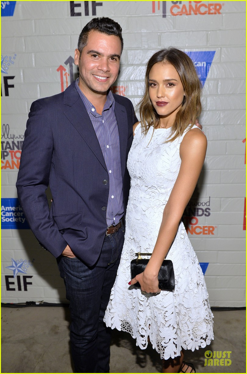jessica alba drew barrymore moms stand up to cancer 21
