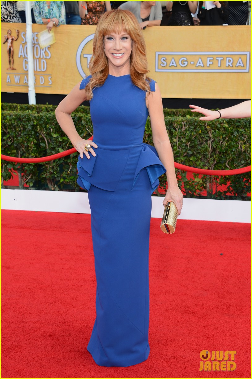 sasha alexander holly hunter sag awards 2014 red carpet 04
