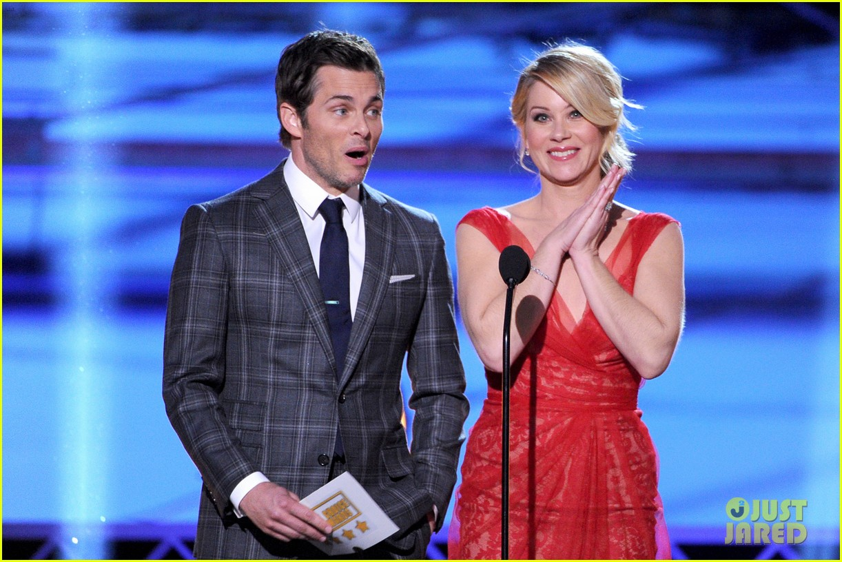 christina applegate james marsden critics choice movie awards 2014 13
