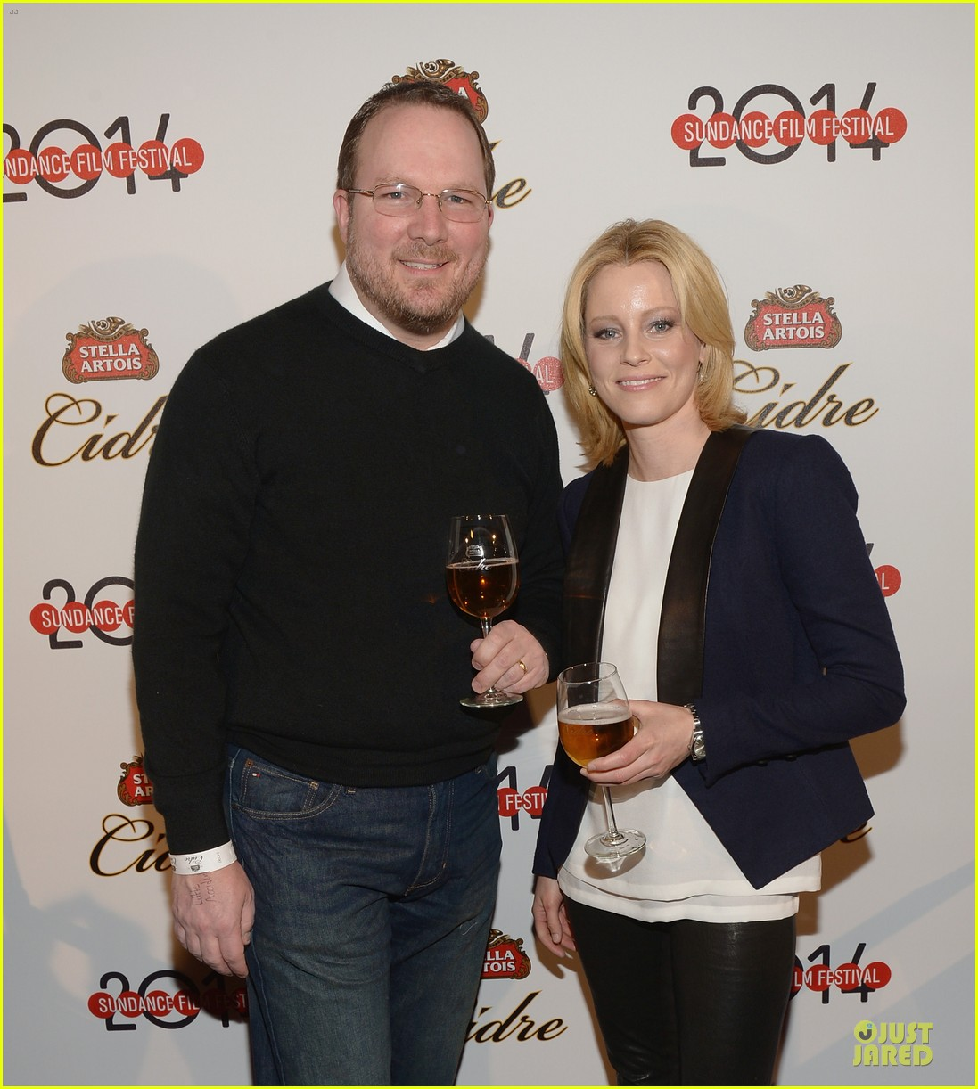 elizabeth banks stella artois lounge exclusive interview 103034148