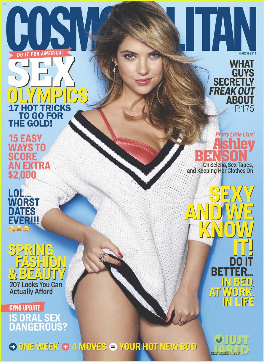 ashley benson covers cosmopolitan march 2014 043041988