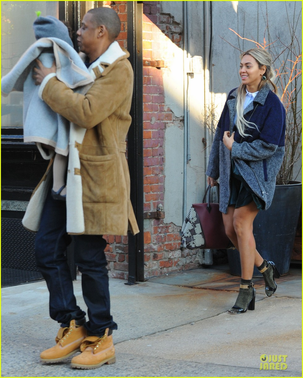beyonce jay z lunch after michelle obama birthday party 01