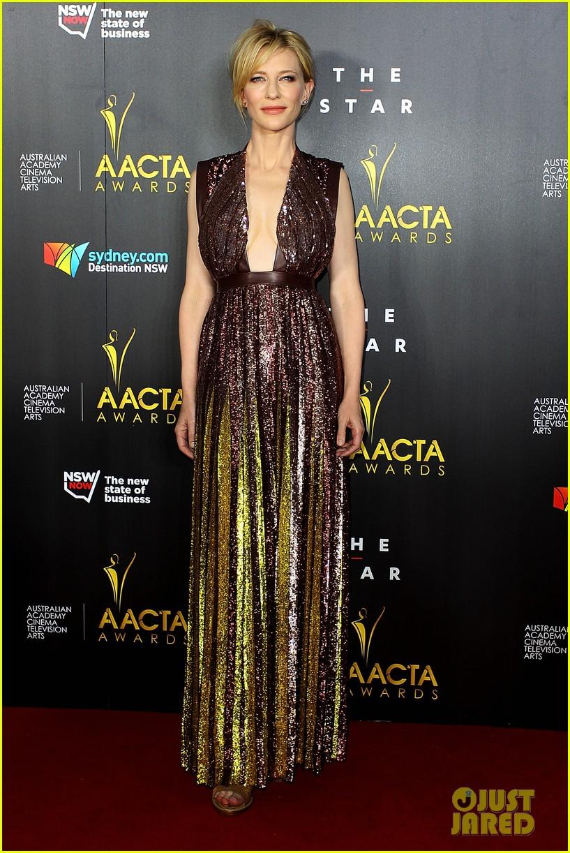 cate blanchett aacta awards ceremony 2014 07