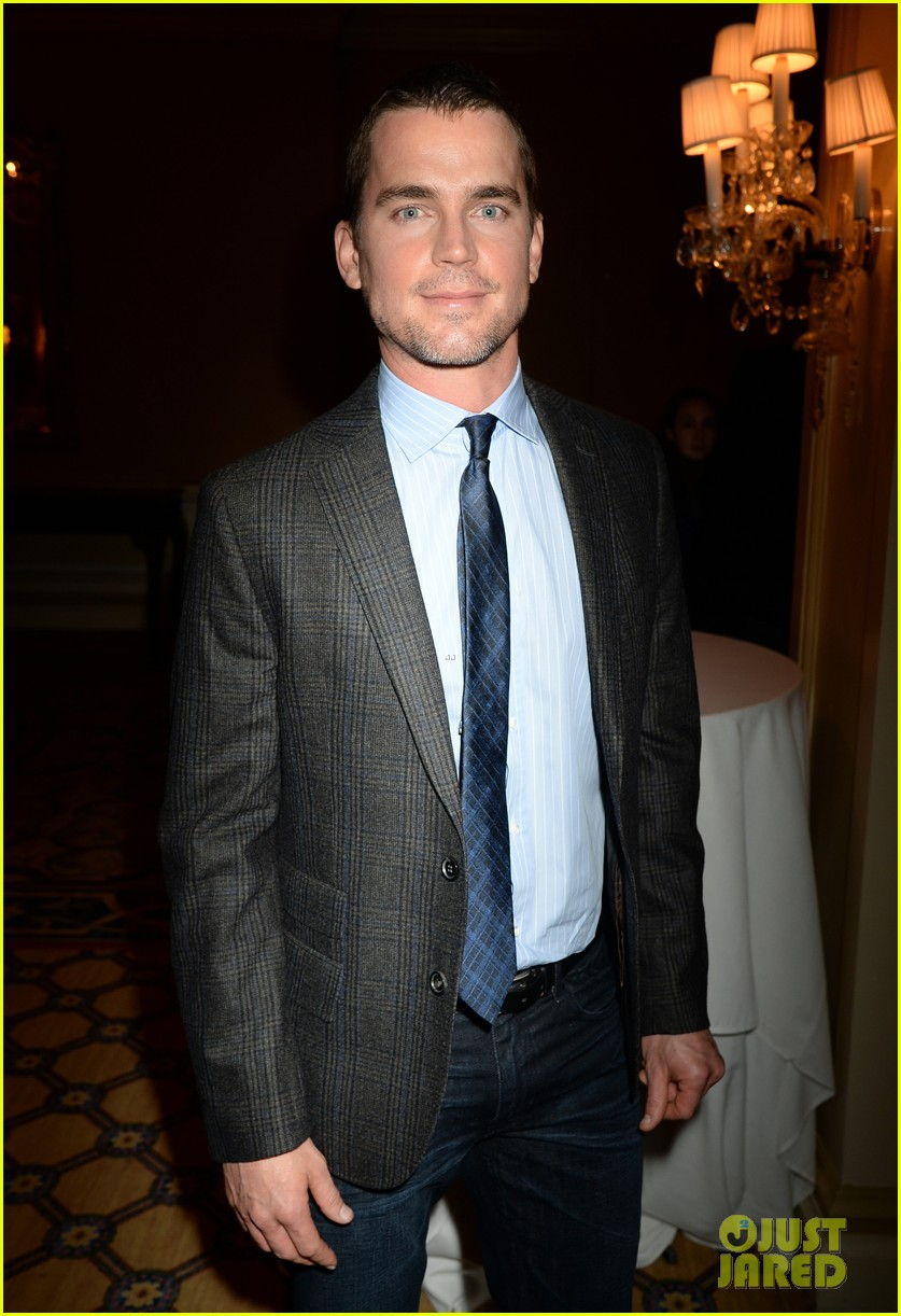 matt bomer debuts new buzz cut at normal heart tca panel 04