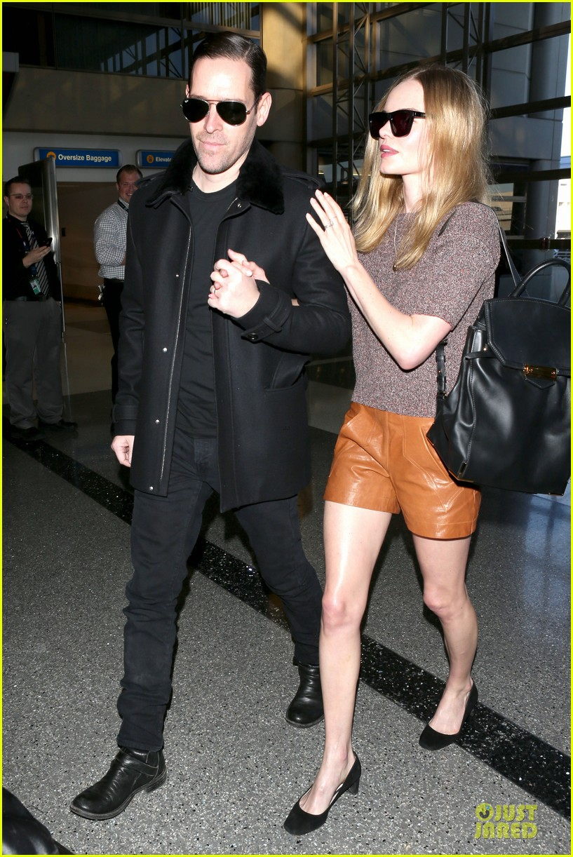 kate bosworth michael polish hold hands for france getaway 073033958