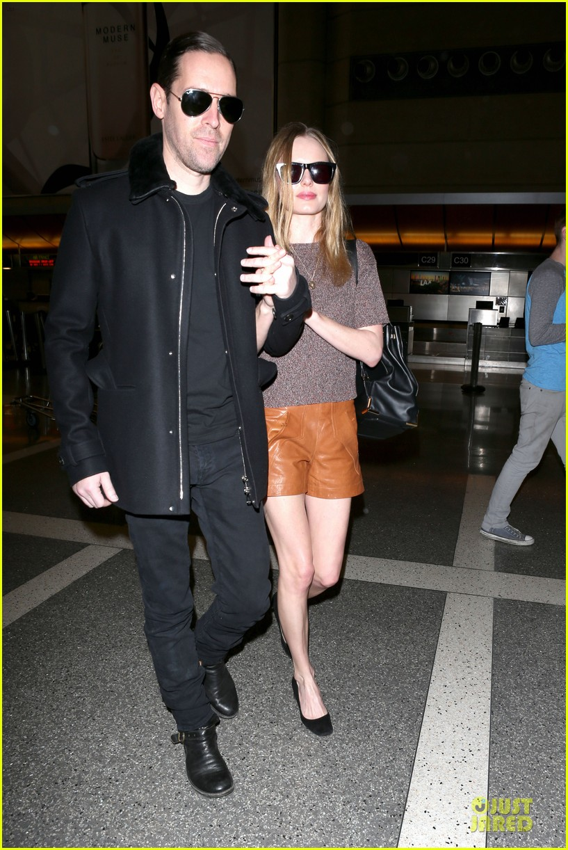 kate bosworth michael polish hold hands for france getaway 14