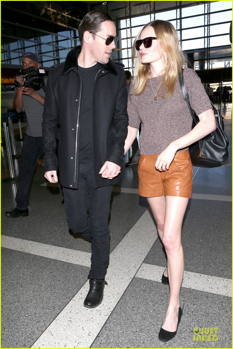 kate bosworth michael polish hold hands for france getaway 273033978