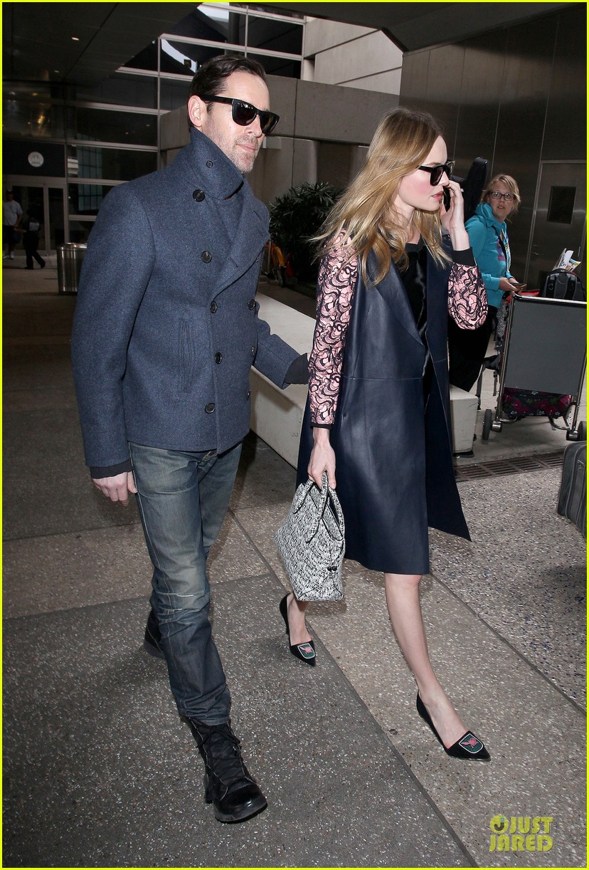 kate bosworth international landing at lax 183037358