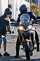 bradley cooper birthday motorcycle ride suki waterhouse 08