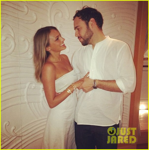 scooter braun engaged to yael cohen 05