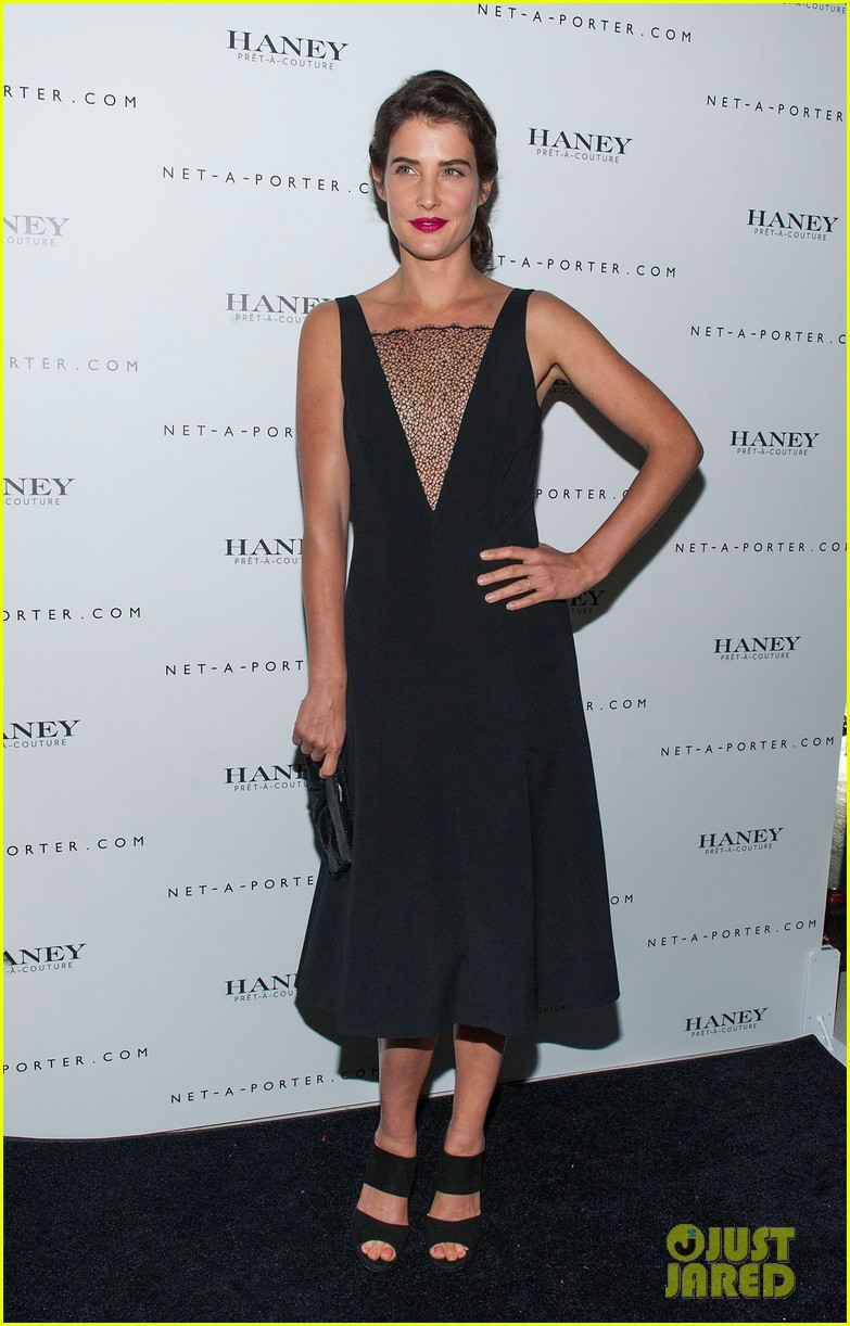 jordana brewster colbie smulders haney pret a couture launch 073044876