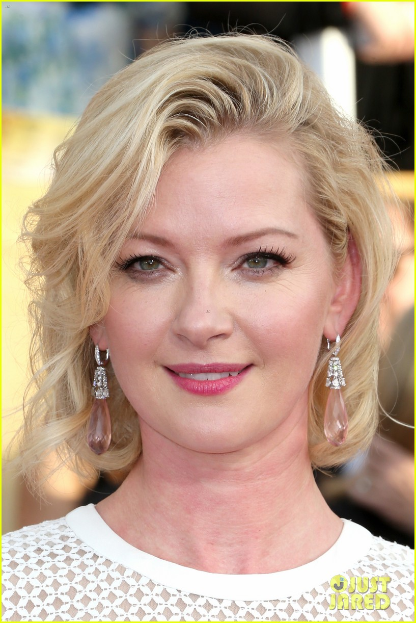 steve buscemi gretchen mol sag awards 2014 red carpet 12