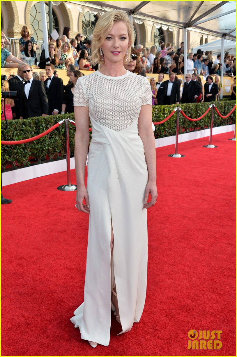 steve buscemi gretchen mol sag awards 2014 red carpet 13
