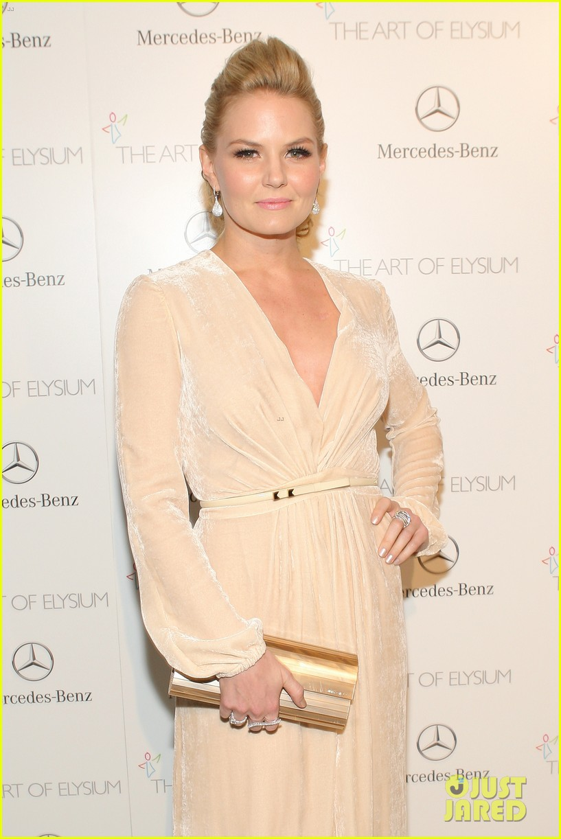 busy phillips jennifer morrison art of elysium heaven gala 12