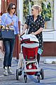 busy philipps hangs with cougar town co star christa miller 01