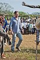 gerard butler visits liberia with marys meals all the photos 14