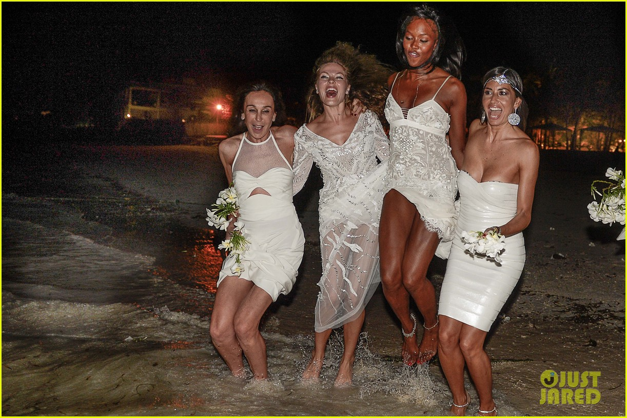 naomi campbell new years eve on the beach in kenya 193021288