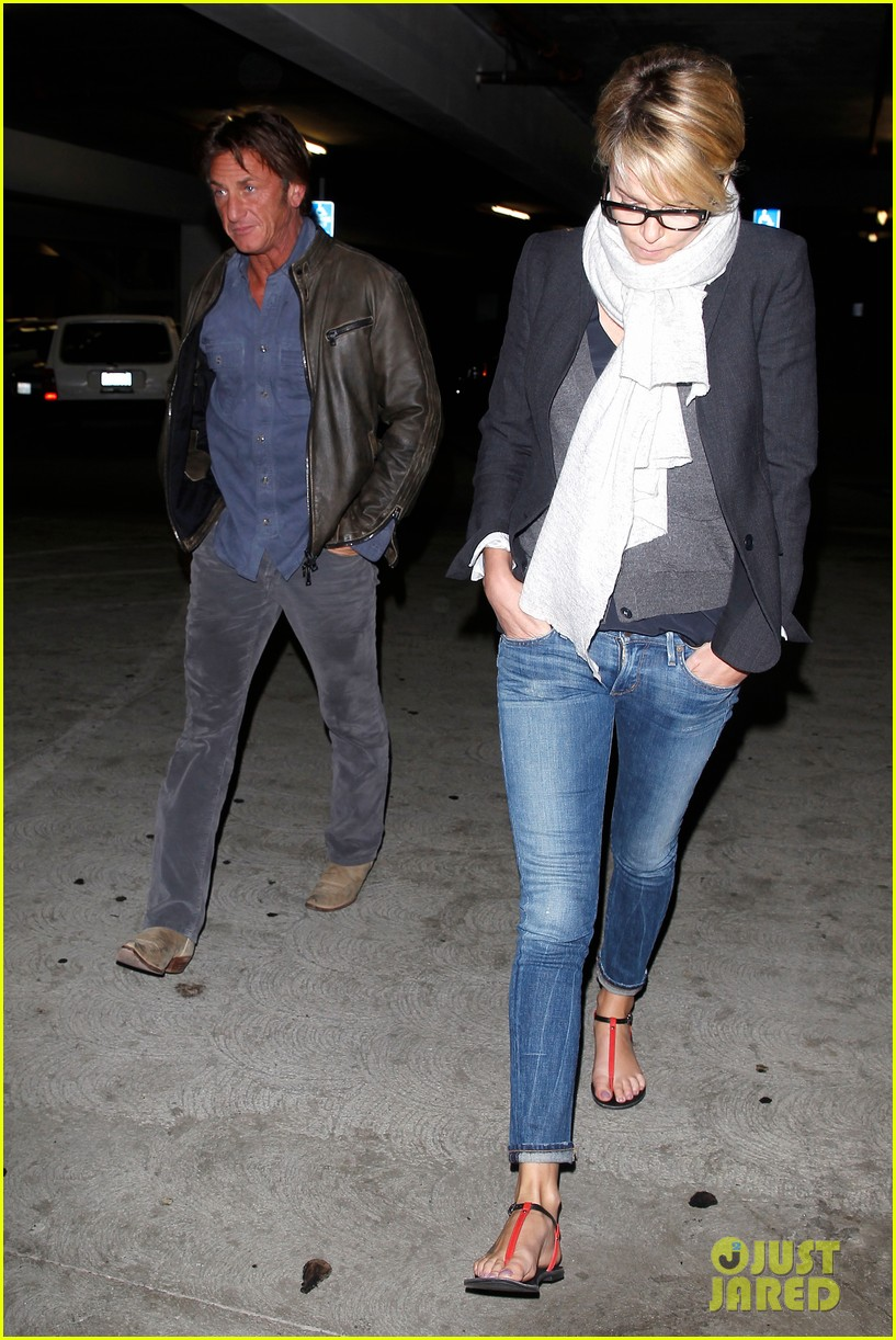 charlize theron sean penn movie date night 263024585