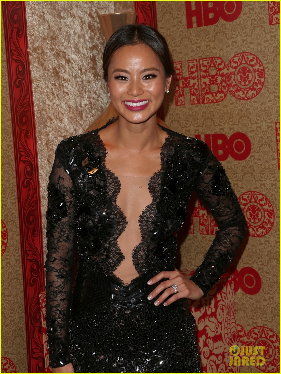 jamie chung bryan greenberg instyle golden globes party 2014 12