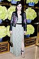 emilia clarke camila alves tory burch flagship store opening 23