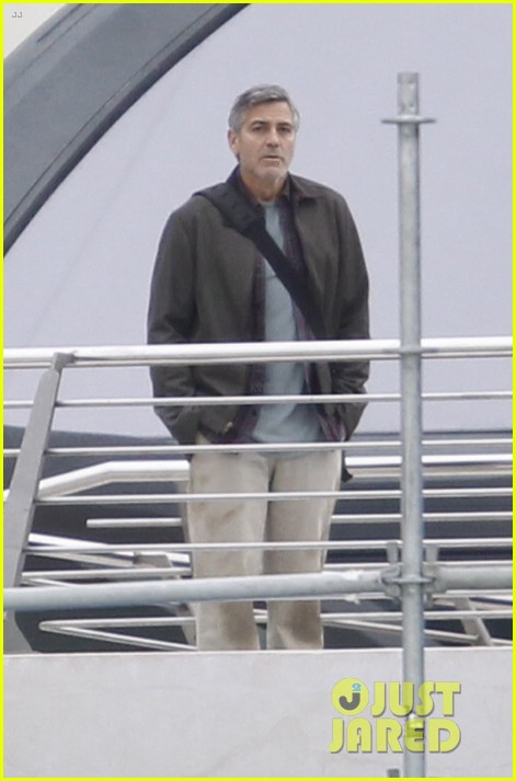 george clooney begins filming tomorrowland in spain 043036924