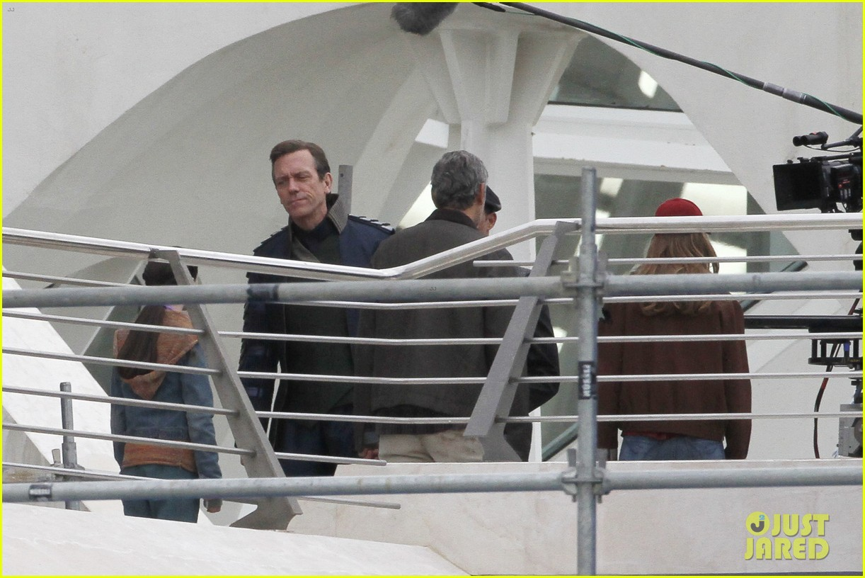 george clooney begins filming tomorrowland in spain 103036930