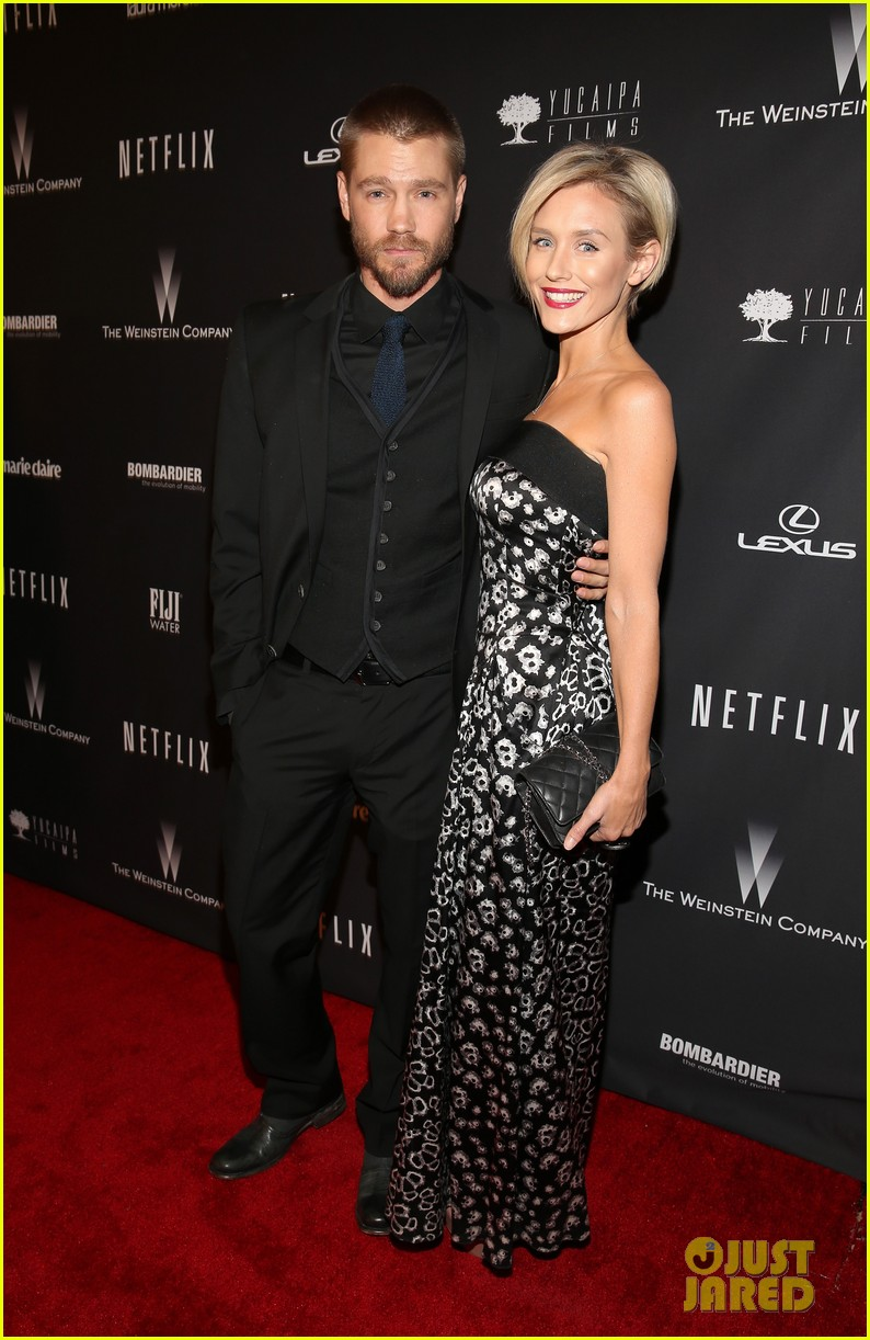 chad michael murray nicky whelan golden globes 2014 08