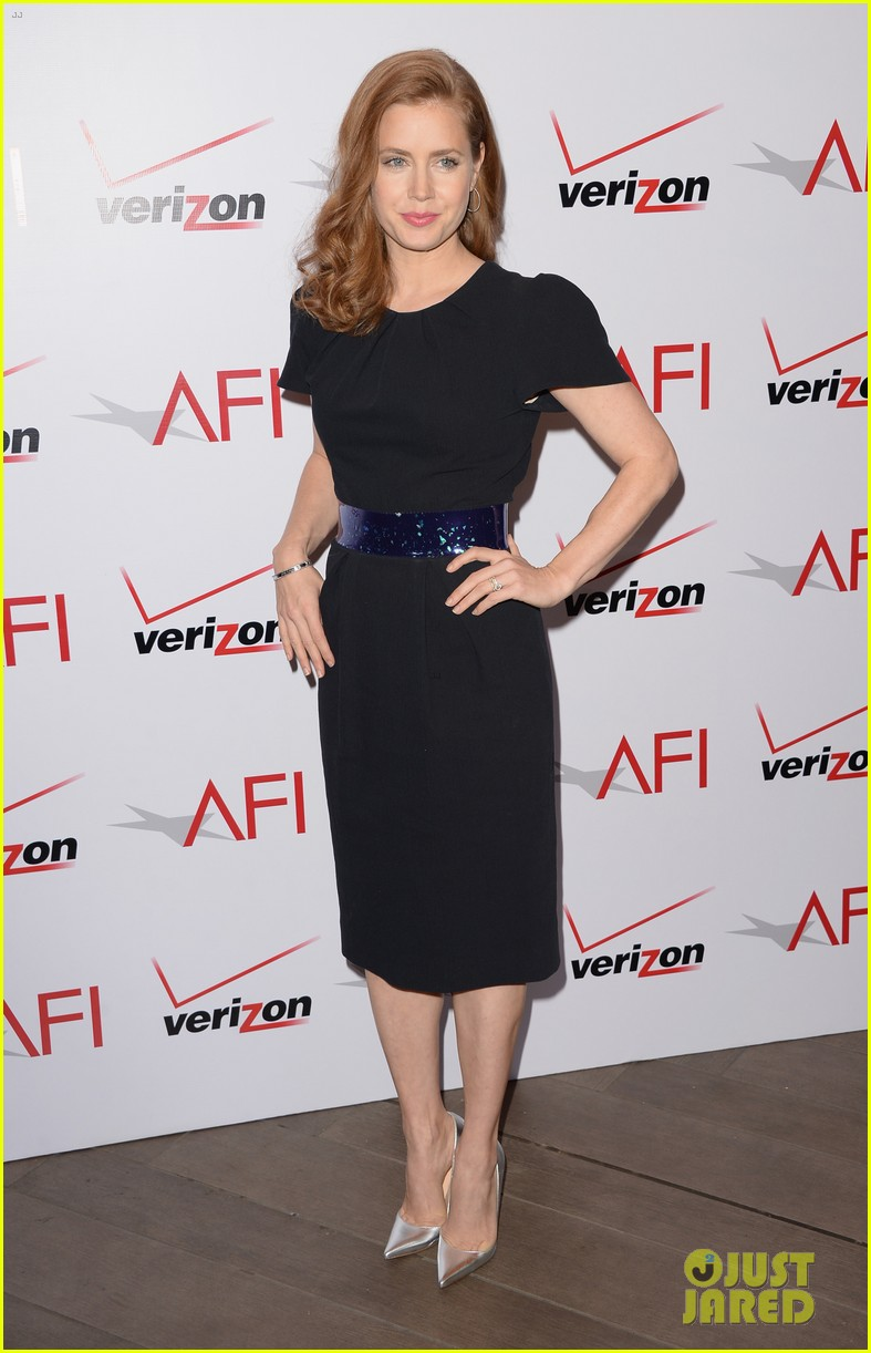 bradley cooper amy adams afi awards luncheon 2014 09